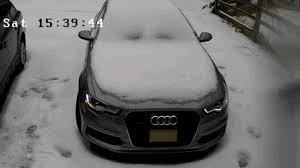 my audi my audi a6 c7 led lights on the security create discover