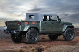 jeep truck 2016 2016 easter jeep safari concepts motor trend
