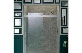 shower awesome kohler levity shower door kohler levity 59 in 74