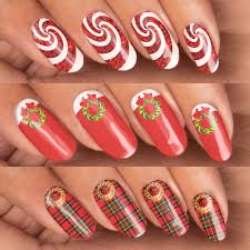 get festive holiday nail art in a snap nail it