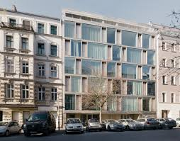 zanderroth architekten u003e cb19 apartment buildings hic arquitectura