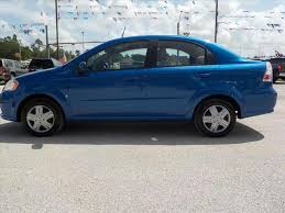 blue chevrolet aveo in texas for sale used cars on buysellsearch