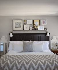 Making A Bed Headboard by Best How To Make A Bed Headboard For A Wall 87 About Remodel Cute