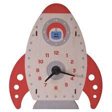 themed clock nursery decor idea wall clocks bellebebeblog