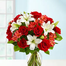 Beautiful Bouquet Of Flowers Home Delivery