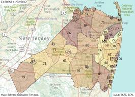 County Map Of Nj Monmouth County Map Image Gallery Hcpr