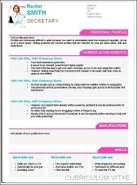 best modern resume template free samples examples u0026 format