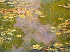 Claude Monet Blind Claude Monet 100 Famous Paintings Complete Works U0026 Biography