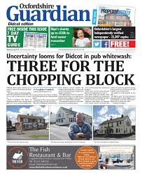 30 april 2015 oxfordshire guardian didcot by taylor newspapers issuu
