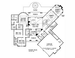 Donald Gardner Floor Plans House Plan The Champlain By Donald A Gardner Architects