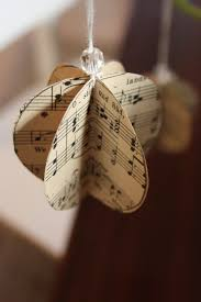 these paper ornaments are totally adorable this is such a