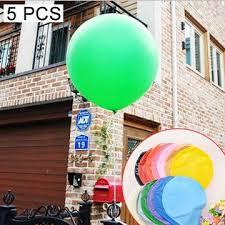 36 inch balloons china 5pcs 36 inch big balloons s day