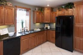 Rustic Hickory Kitchen Cabinets by Hickory Cathedral Kitchen Cabinets Detroit Mi Cabinets
