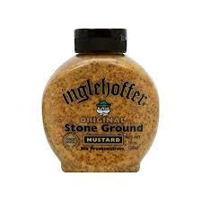 ground mustard inglehoffer original ground mustard 10oz target