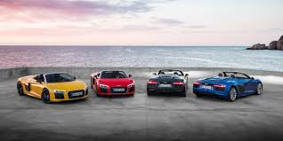 audi 2017 2017 audi r8 spyder pricing and specs u201clighter stiffer and