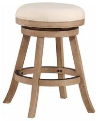 Ivory Bar Stools Boraam Stool With Driftwood Gray Finish In Ivory Traditional