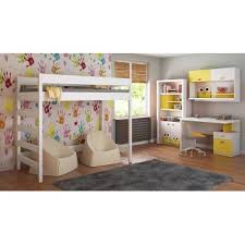 loft bed for kids and children