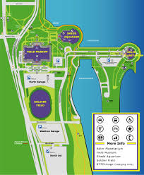 Illinois State Campus Map by Directions U0026 Transportation Soldierfield Net