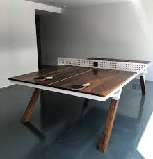 black ping pong table top woolsey ping pong table black walnut ping pong table game rooms