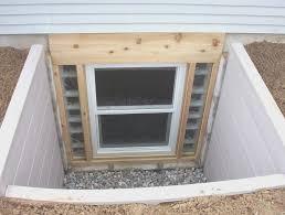 basement amazing how to put in basement windows wonderful