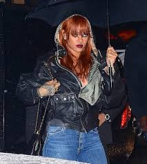 raining men rihanna mp rihanna leaves diner with real madrid s karim benzema in nyc daily
