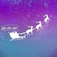 free illustration reindeer santa claus free image pixabay