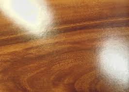 High Gloss Laminate Floor Timeless Elegance Brazilian Tigerwood High Gloss