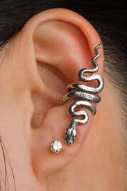 earrings cuffs snake ear cuff jewelry