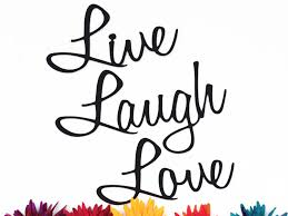 live laugh love home decor live laugh love wall decor patio decor lake house decor