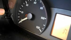 how to reset service indicator light in mercedes benz sprinter for