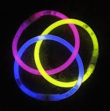 halloween glow sticks coffee cup cardioids and other diversions borromean glow stick