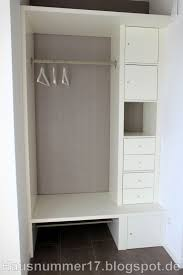 Ikea Closet Hack Bautagebuch Prohaus Hausnummer 17 Ikea Hack Eine Flur