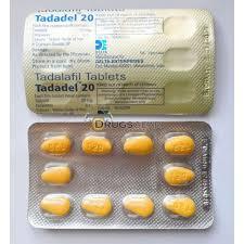 tadarel 20 10 tabs per blister 20 mg per tab