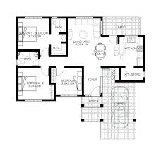 design house floor plans small house plans philippines small house designs series modern