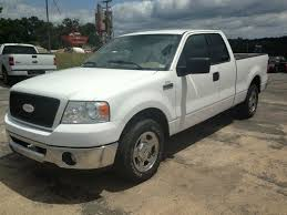 used 2006 ford f150 buy used 2006 ford f 150 extended cab 4 door white 5 4 triton no