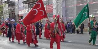 Ottoman Germany Anf Germany Doesn T Allow Ottoman Parade In The Harvest Festival