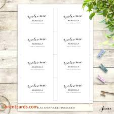printable name place cards template printable place cards template