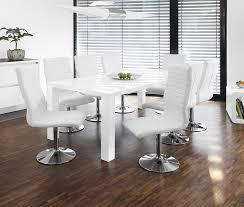 wei e st hle esszimmer nauhuri esstisch stühle weiß günstig neuesten design