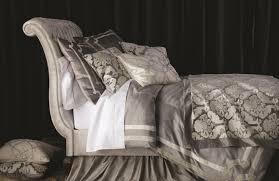 versailles silver velvet bedding luxury bedding set lili