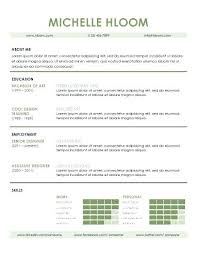 resume format templates contemporary resume template modern resume templates in word o