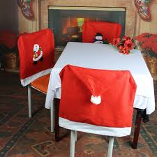 popular christmas large chair covers buy cheap christmas large