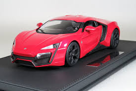 lykan hypersport price top marques collectibles lykan hypersport 1 18 red top30as