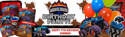 monster truck party ideas monster truck party birthday box