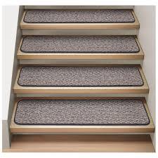 Laminate Flooring On Stairs Slippery Braided Stair Treads Rugs Exclusive Stair Tread Rugs U2013 Latest