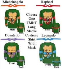 Ninja Turtle Halloween Costumes Diy Ninja Turtle Costume Ideas Diy Ninja Turtle Costume