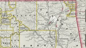 Chelsea Michigan Map by Oklahoma U0027s Other First Oil Well American Oil U0026 Gas Historical
