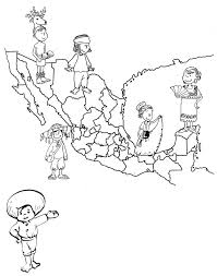mexico coloring page 157 best mexico images on pinterest nature chihuahua mexico and