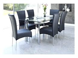 Dining Table Black Glass Dining Table Glass Dining Room Table Design Rustic Pictures Set