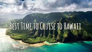 Hawaii Is Time Travel Possible images Best time to cruise to hawaii cruise travel outlet jpg