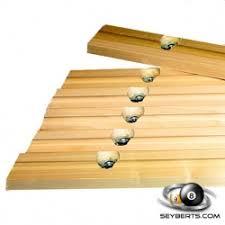 Valley Pool Table by Pool Table Rail Blanks
